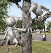 Кот с улицы Лизюкова