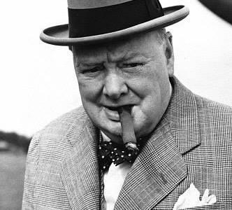 История Черчиля